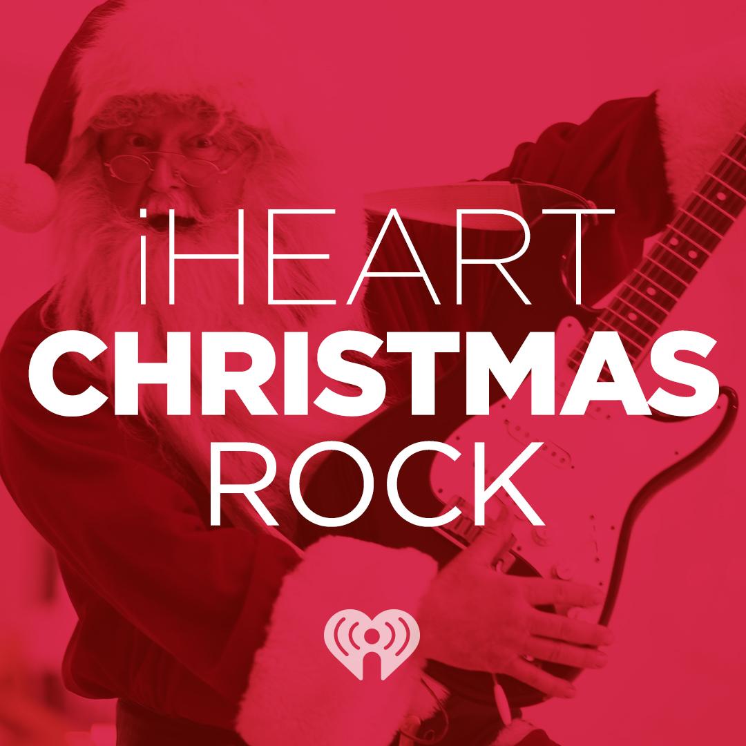 iHeartChristmas Rock Playlist | iHeartRadio