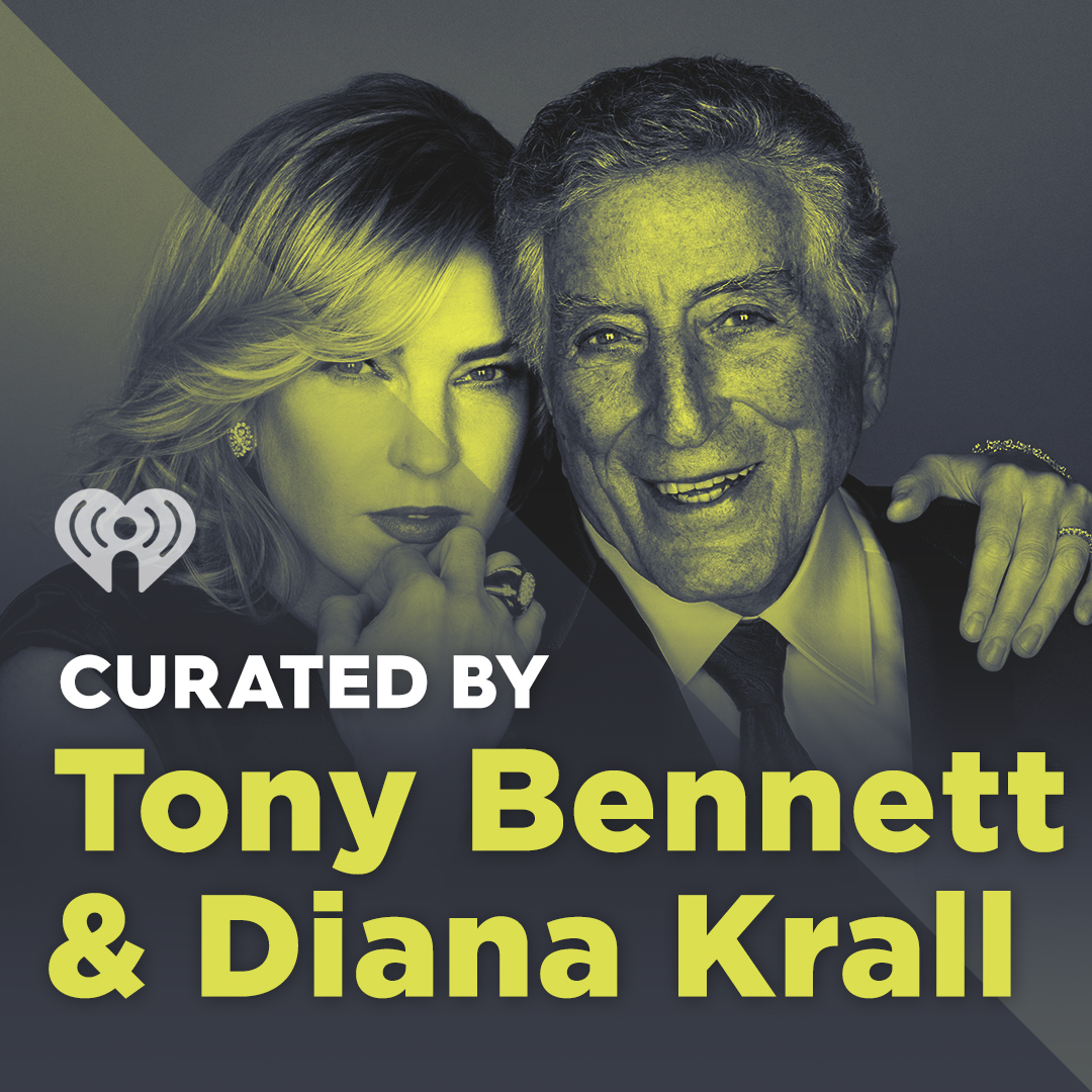 Love Is Here To Stay Tony Bennett Diana Krall: Curated By: Tony Bennett & Diana Krall