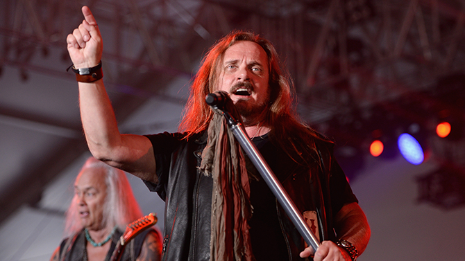 Deeper with Johnny Van Zant