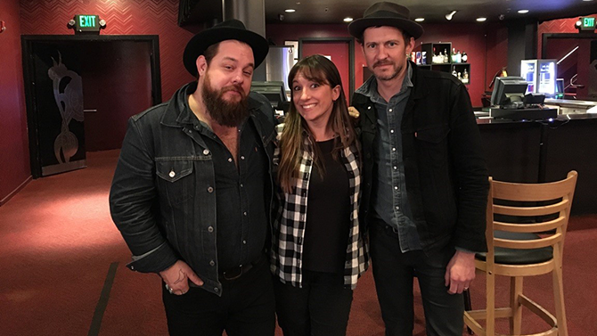 Deeper with Nathaniel Rateliff & The Nightsweats